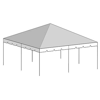 Standard 20x20 Frame Tent